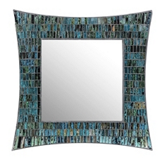 Aramis Mosaic Glass Mirror, 20x20 at Kirkland's