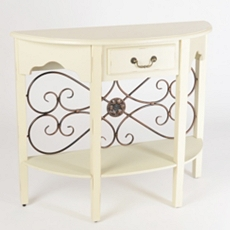 Cream Addison Console at Kirkland's