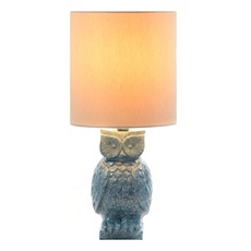 Blue Owl Table Lamp at Kirkland's