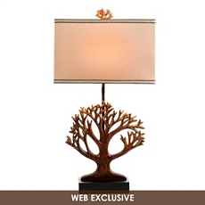 Tree of Life Table Lamp at Kirkland's