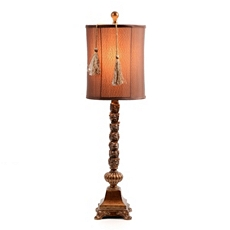Antique Gold Acanthus Buffet Lamp at Kirkland's