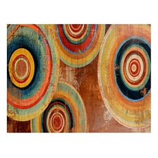 Spice Circles Canvas Art Print at Kirkland's