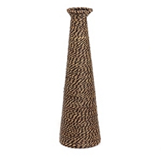 Narrow Woven Floor Vase at Kirkland's