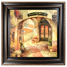 Chateau Framed Art Print at Kirkland's