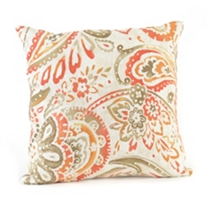 Spice Paisley Pillow at Kirkland's