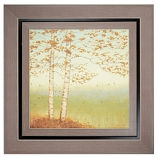 Golden Birch Framed Art Print at Kirkland's