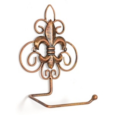 Fleur-de-Lis Toilet Paper Holder at Kirkland's