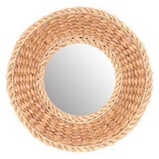 Nautical Woven Rope Mirror at Kirkland's