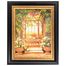 Inviting Escape Framed Art Print at Kirkland's