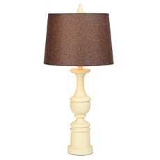 Whavo Chocolate Shade Table Lamp at Kirkland's