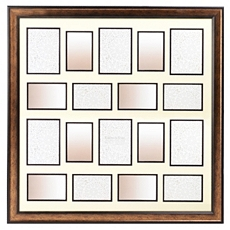 Bronze & Cream Collage Frame at Kirkland's