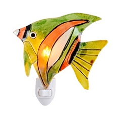Glass Fish Night Light at Kirkland's