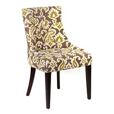 Gray & Green Ikat Torquay Accent Chair at Kirkland's