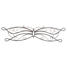 Butterfly Wall Plaque at Kirkland's