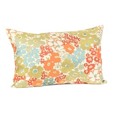 Multi Flower Meadow Pillow at Kirkland's