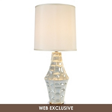 Buela Ceramic Table Lamp at Kirkland's