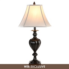 Rustic Bronze Table Lamp at Kirkland's