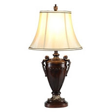Handled Urn Table Lamp at Kirkland's