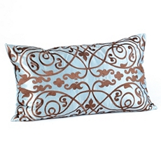 Louis Blue & Brown Pillow at Kirkland's