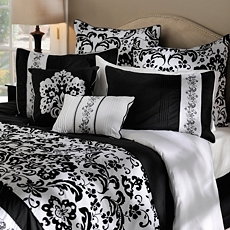 Queen Alisia 8-pc. Comforter Set at Kirkland's