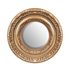 Aveeda Gold Leaf Wall Mirror at Kirkland's