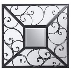 Bowery Mirage Wall Mirror, 36x36 at Kirkland's