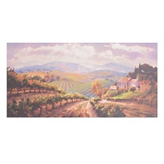 Tuscany Splendor Canvas Art Print at Kirkland's