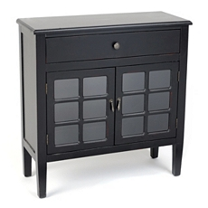 Black Jules Cabinet at Kirkland's