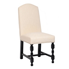 Amaranthine Linen Parsons Chair at Kirkland's