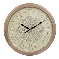 Claire Natural Clock at Kirkland's