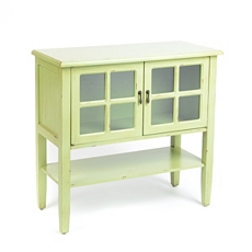 Green Granville Cabinet at Kirkland's