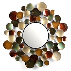 Orbit Round Mirror at Kirkland's