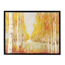 Trees of Glory Framed Canvas Print at Kirkland's