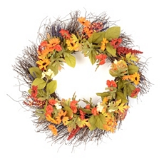 Wildflower Wreath at Kirkland's