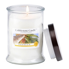 Palm Beach Jar Candle at Kirkland's
