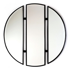 Tribeca Metal Wall Mirror at Kirkland's