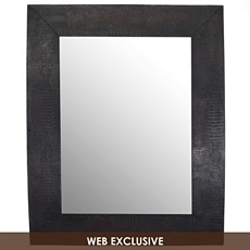 Chapman Wood Mirror, 26x32 at Kirkland's