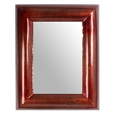John Metal Framed Wall Mirror, 28x36 at Kirkland's