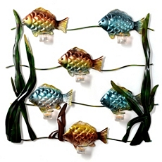 Brenwood Fish Wall Plaque at Kirkland's