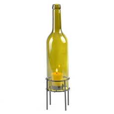 Wine Bottle Votive Holder at Kirkland's