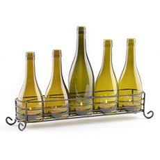 Wine Bottle Votive Runner at Kirkland's