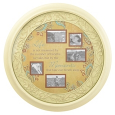 Life's Moments Cream Collage Frame at Kirkland's