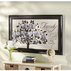 Family Sentiment Collage Frame at Kirkland's