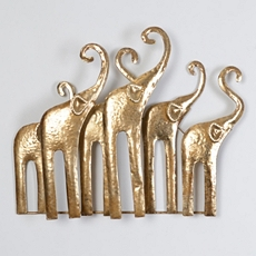 Elephant Parade Metal Wall Plaque at Kirkland's