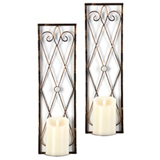 Shelby Gold Sconce, Set of 2 at Kirkland's