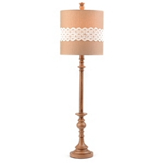 Caffe Lace Buffet Lamp at Kirkland's