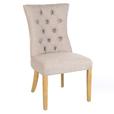 Martini Linen Accent Chair at Kirkland's