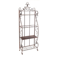 Bronze Vine Baker's Rack at Kirkland's