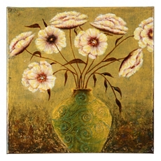 Victoria's Flowers Canvas Art Print at Kirkland's