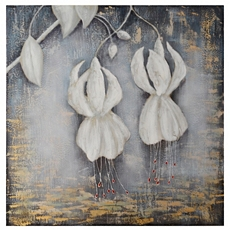Sleeping Lily Canvas Art Print at Kirkland's